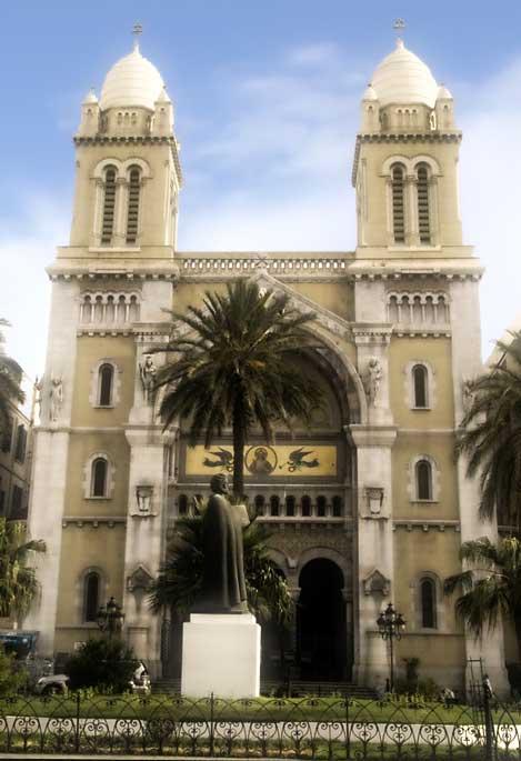 La Cattedrale di Tunisi